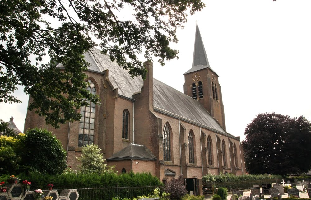 Oecumenische oudejaarsviering  Sint Martinus