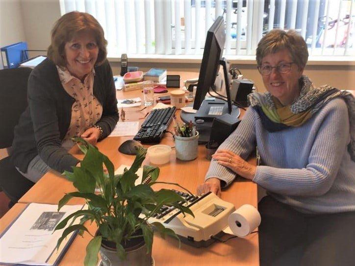 Pensionering Hanneke Goumare